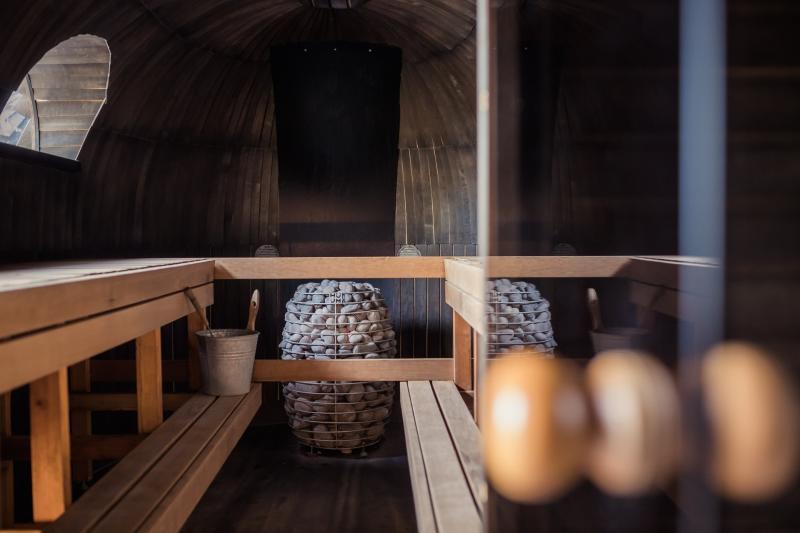 sauna stimuleert autofagie