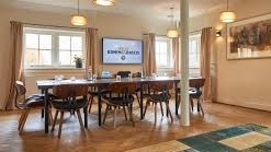 Foto van de kleine zaal van Huize Koningsbosch