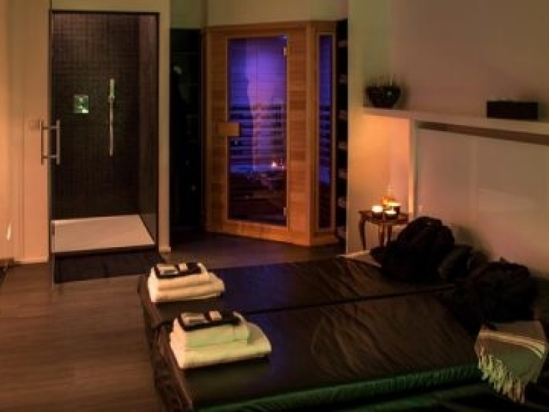 Prive sauna De Napoleon Suite