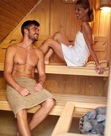 Gratis saunabezoek