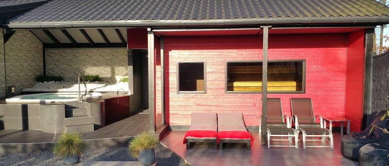 Ontdek de privé sauna in de lente!