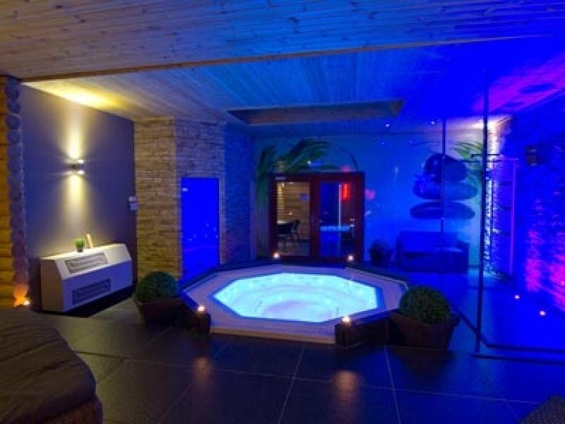 Prive sauna Bora Bora