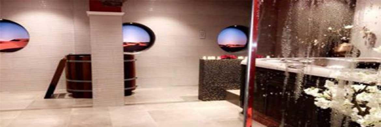 Prive sauna Du Sahara