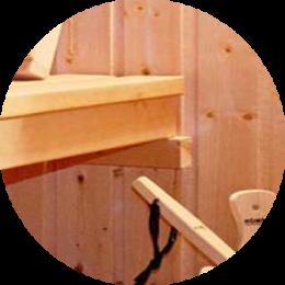 Prive sauna Het Rijk