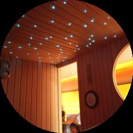 Prive sauna Kajuit 37 Gent