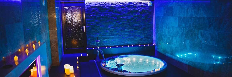 Prive sauna Thermen 1001