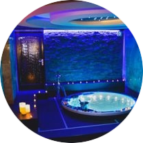 Prive sauna Thermen 1001 Rotterdam