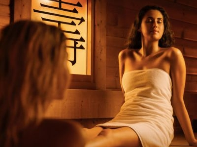 Prive sauna Thermen Bussloo