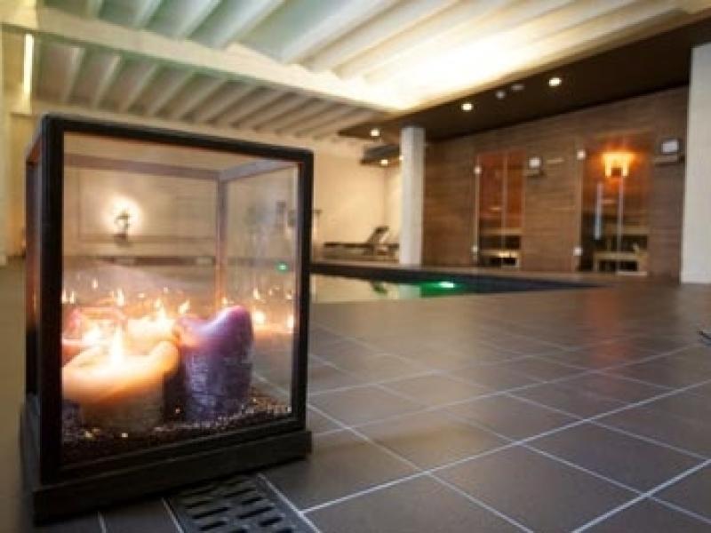 Prive sauna Vé Wellness
