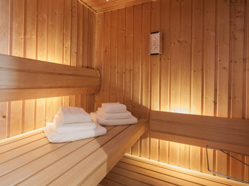 Prive sauna Wellness Suite