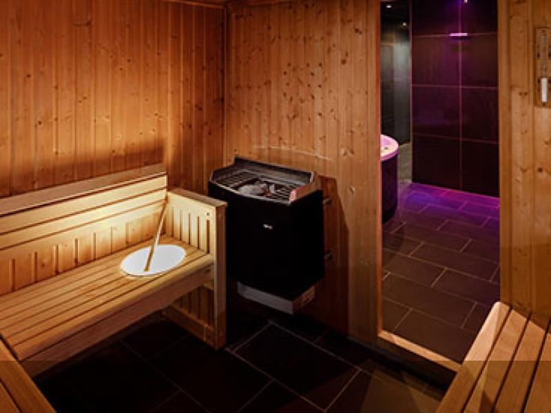 Prive sauna spa 1001 Amsterdam