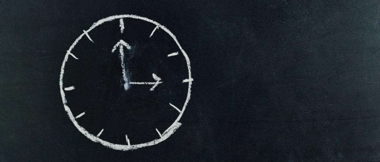 Kun je tijd eigenlijk wel managen?