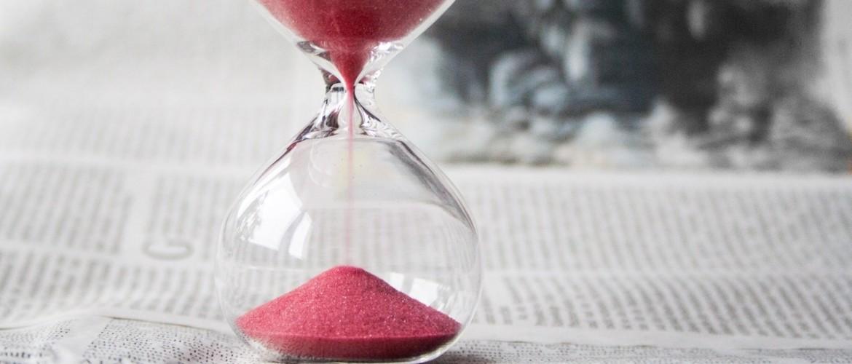 Waarom gaat de tijd zo snel?