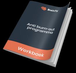Werkboek anti burn-out programma