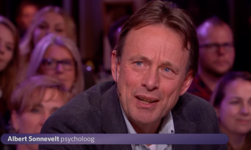 Albert Sonnevelt, RTL Late Night