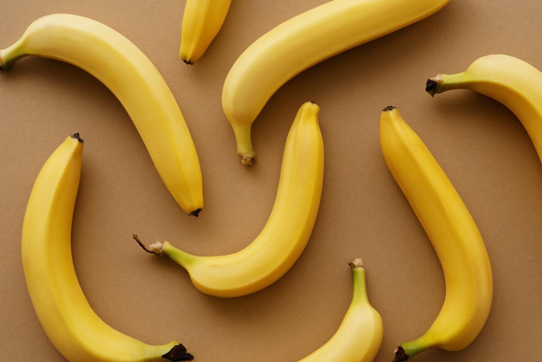 banaan, bananen, fruit