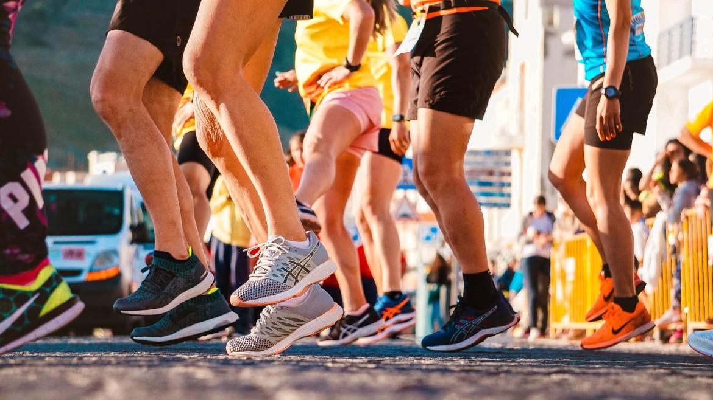 Sporten, bewegen, lopen, wandelen, sporten in groep, concentratieproblemen