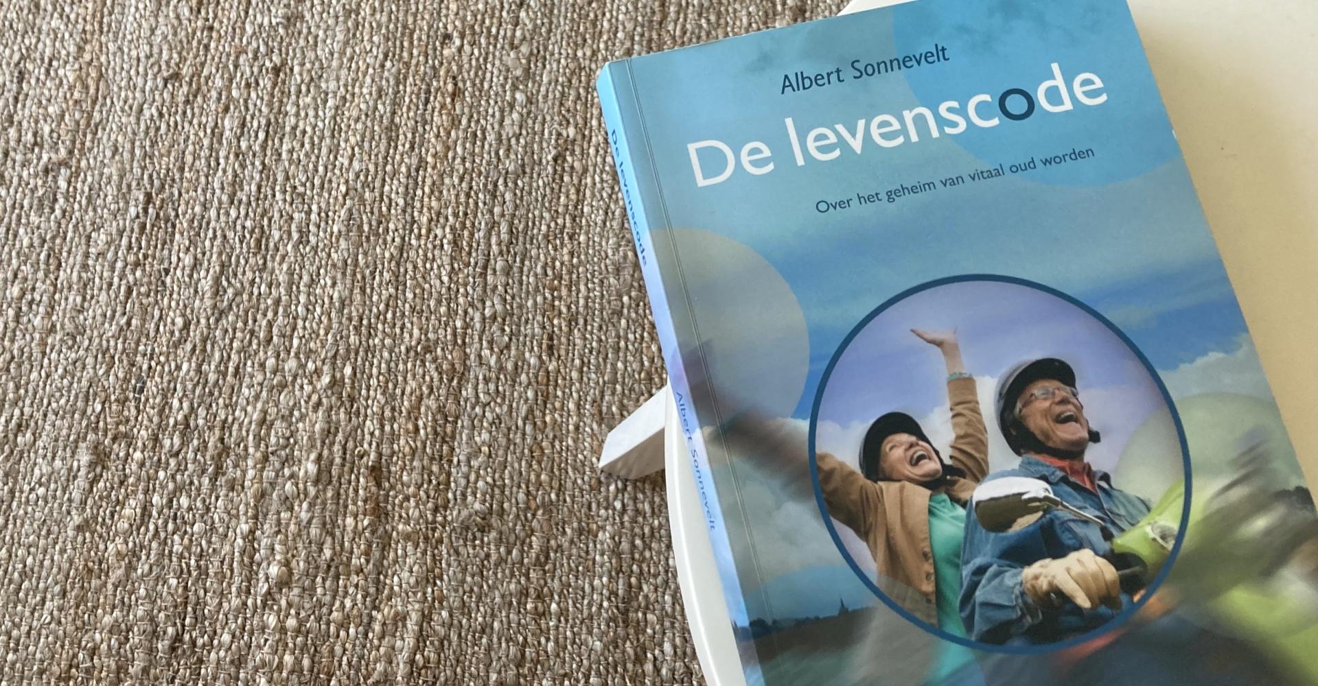 Levenscode, boek, Albert Sonnevelt