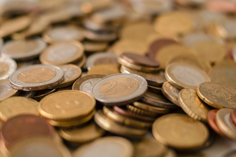 euro, geld, overvloed