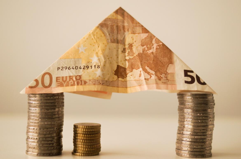 euro, geld, salaris, loon