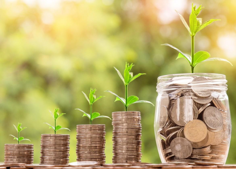 Geld, vermogen, money, finance, financiën, groei