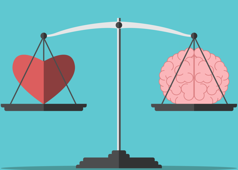 hart vs. verstand, kiezen vanuit je hart