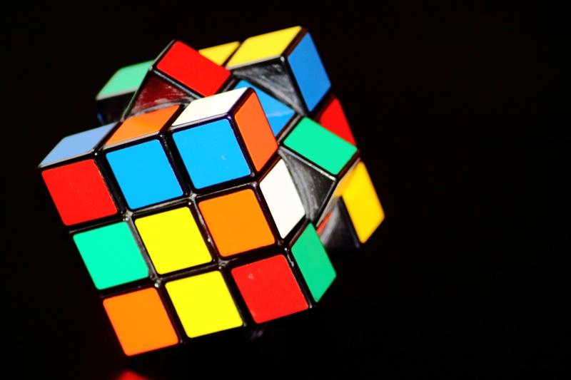kubus, denken, hersenen, gedachten