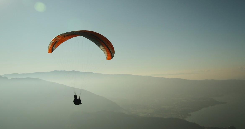 paragliden, vliegen, vlieguren, zweven