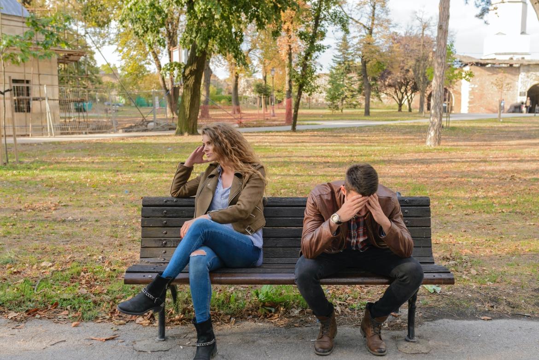 ruzie, conflict, partners, relatie