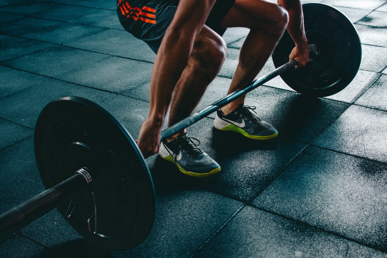sporten, sportschool, trainen