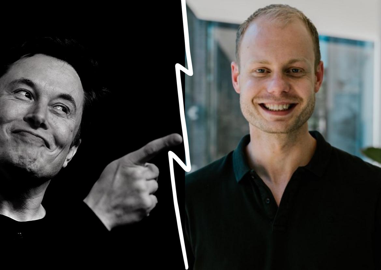 Tonny Loorbach, Elon Musk