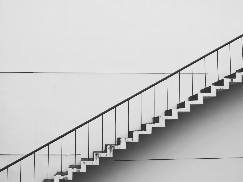 trap, steps, stappen, omhoog, vooruit