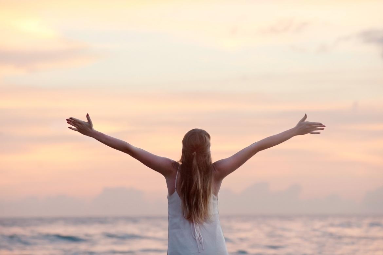 Vrijheid, blijheid, geluk, voor jezelf beginnen, kiezen voor jezelf
