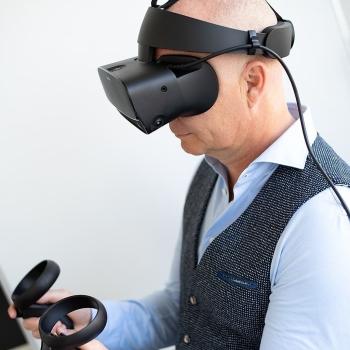 virtual reality stresstherapie