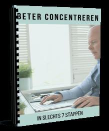 7 tips voor betere concentratie.