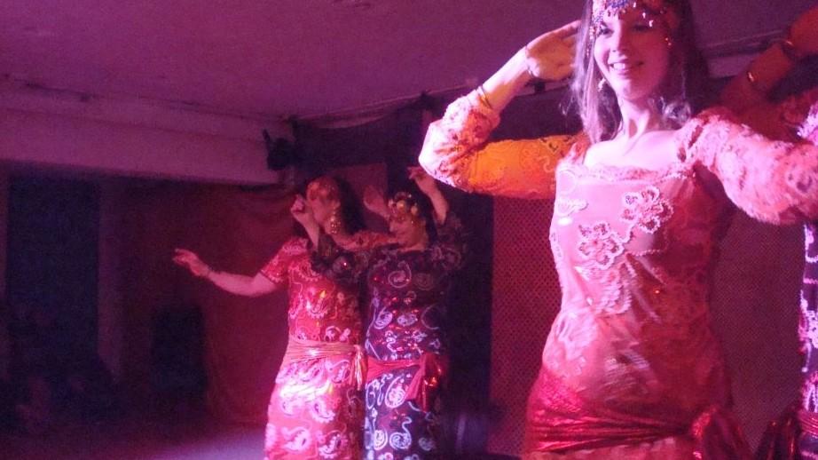 Buikdans is een ode aan de vrouw in je