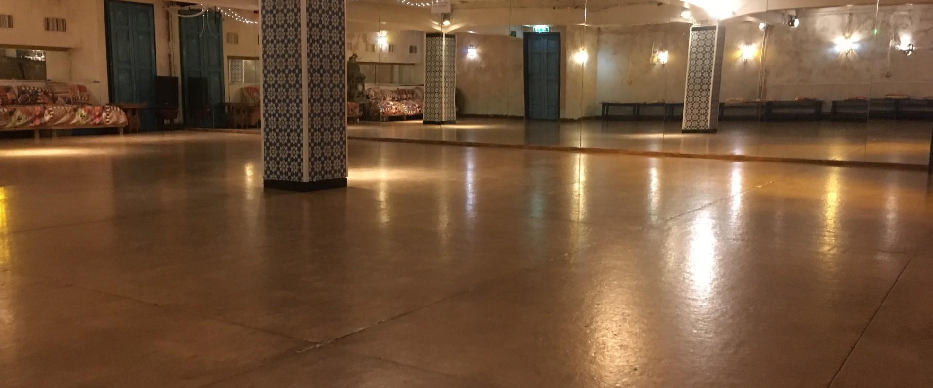 Een nieuwe studio voor de buikdansles in Utrecht