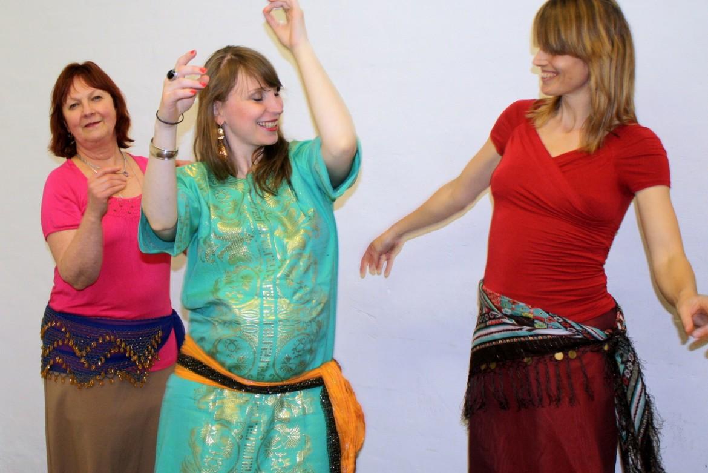 Plezier in het leren buikdansen