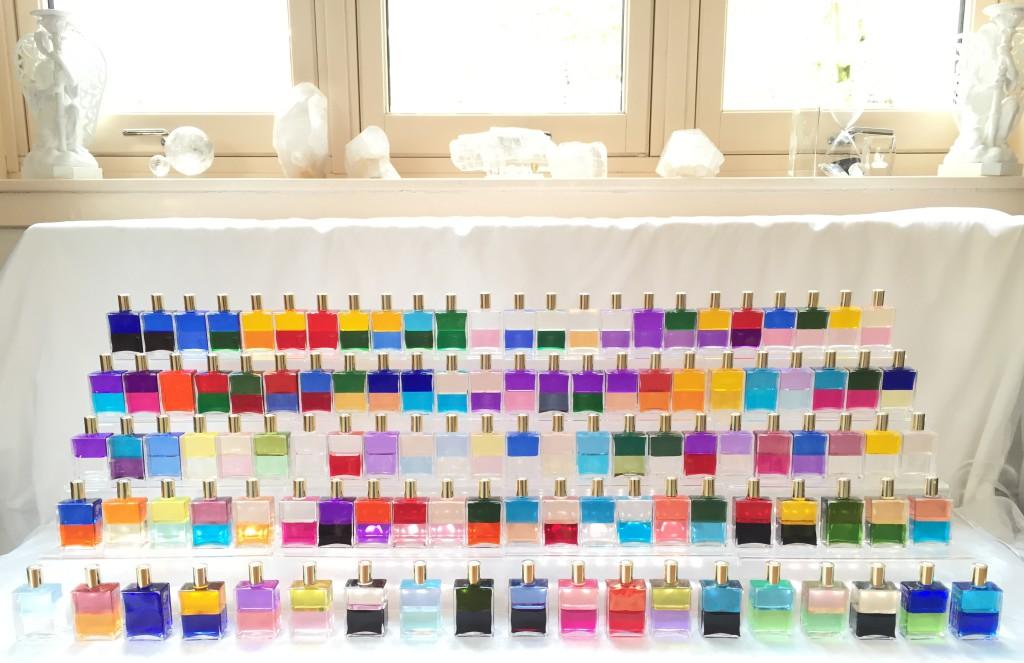 Aura-Soma Colours