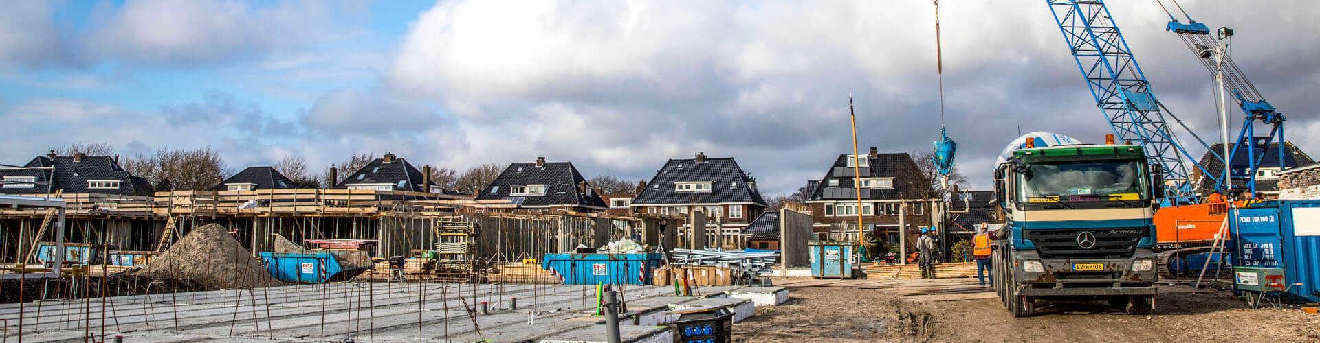 Nieuwbouw energiezuinige woningen