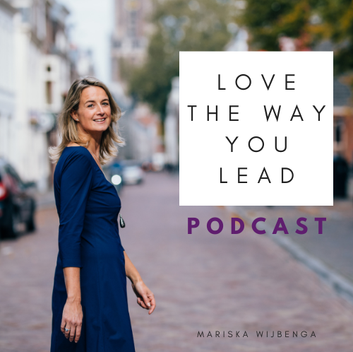 Love the way you lead podcast