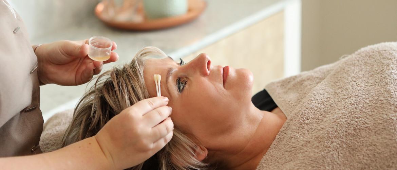 Weer een GLOWING huid met de Synature behandeling