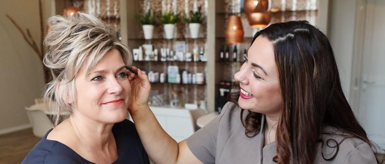 Make-up als u ouder wordt