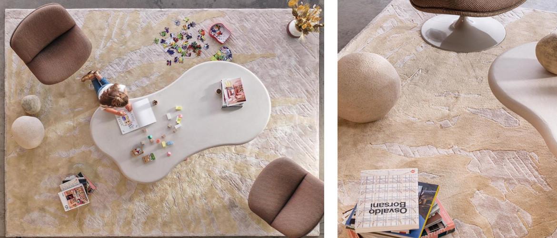 Maak kennis met de tapijten van JoV