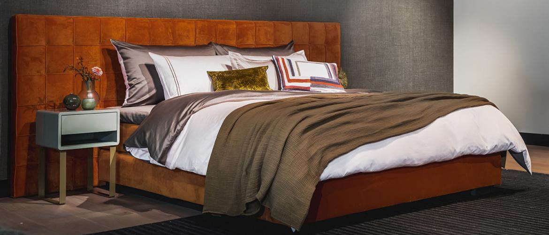 Slaapkamer totaalconcept