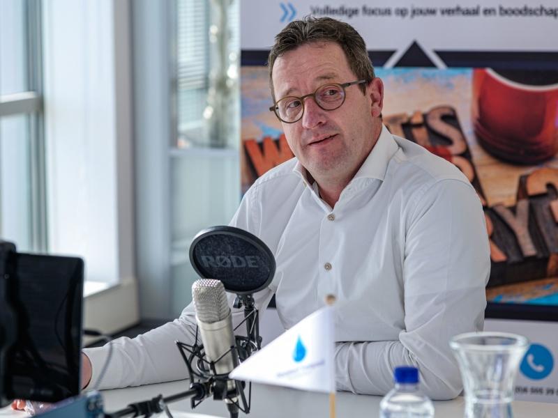 Real Estate Radio Kees van Iwaarden