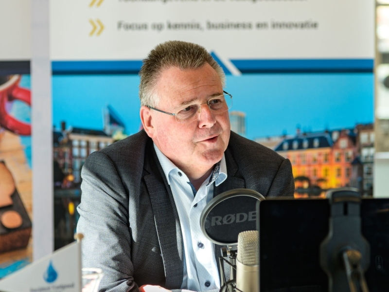 Real Estate Radio Jan van den Hogen