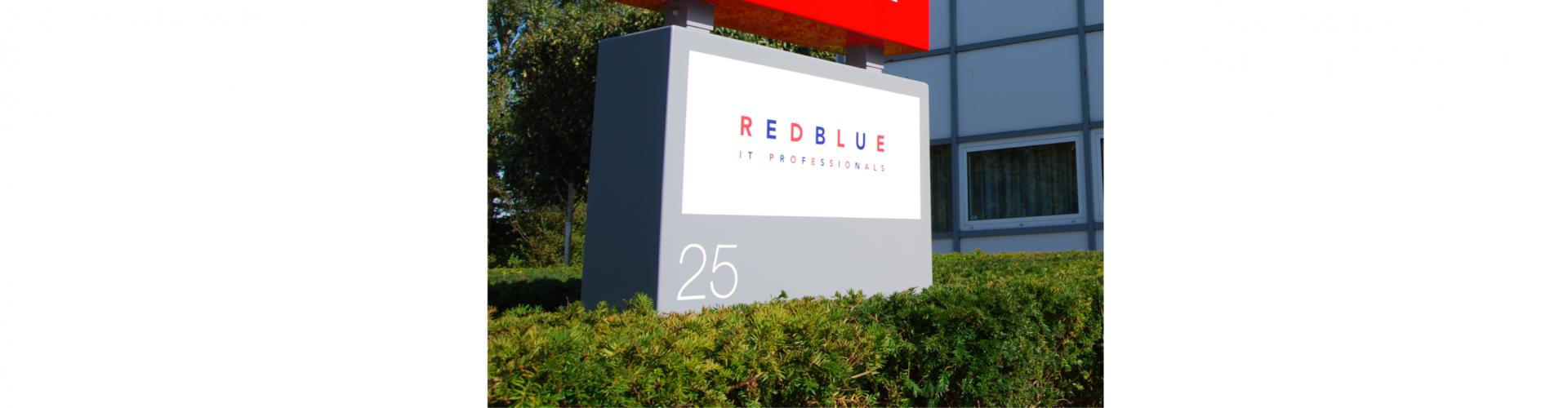 Welkom bij RedBlue - MidLance - Contact