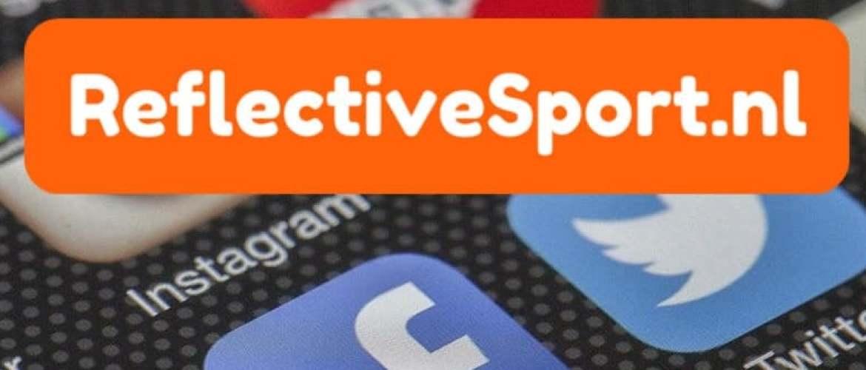 ReflectiveSport ook via Facebook Shops?