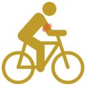 reflectivesport fietsen hardloopverlichting ledarmband